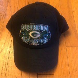 Vintage Super Super Bowl X Green Bay Hat